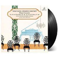 PIANO CONCERTS NO.18 K.456 & NO.20 K.466/ GEZA ANDA [180G LP] [모차르트: 피아노 협주곡]