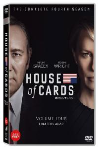 하우스 오브 카드 시즌 4 [HOUSE OF CARDS: COMPLETE FOURTH SEASON]