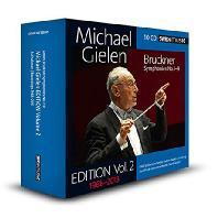 SYMPHONIES NO.1-9/ MICHAEL GIELEN [미하엘 길렌 에디션 2집 1968-2013: 브루크너 교향곡 1-9번]