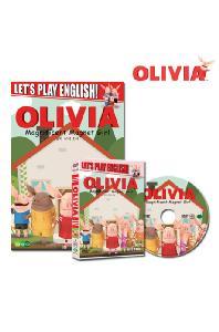 올리비아 시즌 2: 슈퍼 자석 소녀 [<!HS>DVD<!HE>+BOOK] [OLIVIA SEASON 2: MAGNIFICENT MAGNET GIRL]