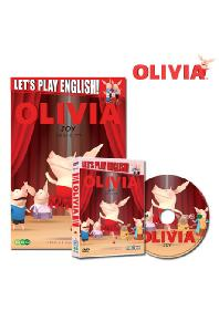 올리비아 시즌 4: 그냥 즐기는 거야 [DVD+BOOK] [OLIVIA SEASON 4: JOY]