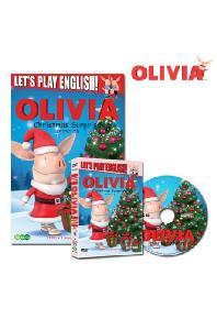 올리비아 시즌 5: 크리스마스 선물 [<!HS>DVD<!HE>+BOOK] [OLIVIA SEASON 5: CHRISTMAS SURPRISE]