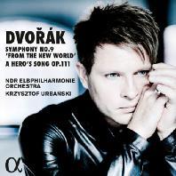 SYMPHONY NO.9 'FROM THE NEW WORLD'/ KRZYSZTOF URBANSKI [드보르작: 교향곡 9번 <신세계>]