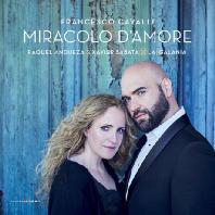 MIRACOLO D'AMORE/ RAQUEL ANDUEZA, XAVIER SABATA [카발리: 사랑의 아리아와 이중창 - 안두에사 & 사바타]