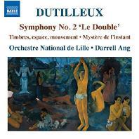 SYMPHONY NO.2 'LE DOUBLE'/ DARRELL ANG [뒤티외: 교향곡 2번 <이중> 외]