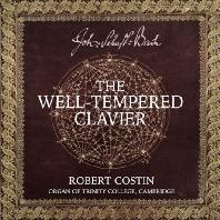 THE WELL-TEMPERED CLAVIER/ ROBERT COSTIN [바흐: 평균율 클라비어곡집]