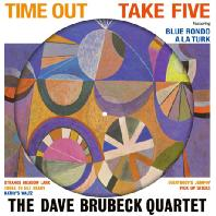 TIME OUT [180G PICTURE DISC LP]