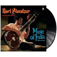 MUSIC OF INDIA: RAGAS AND TALAS [WITH ALLA RAKHA] [180G LP]