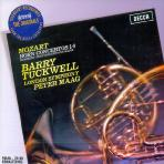 HORN CONCERTOS 1-4/ BARRY TUCKWELL, PETER MAAG