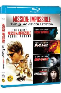 미션 임파서블: 얼티밋 콜렉션 [MISSION IMPOSSIBLE: THE 5 MOVIE COLLECTION]