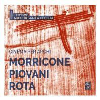 CINEMA PER ARCHI [로타, 모리코네, 피오반니: 현악 오케스트라를 위한 영화음악]