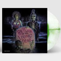 THE RETURN OF THE LIVING DEAD [LIMITED] [BONE WHITE WITH GREEN ZOMBIE BLOOD LP] [바탈리언 2]