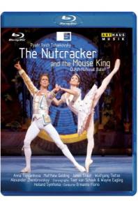 THE NUTCRACKER/ DUTCH NATIONAL BALLET, <!HS>ERMANNO<!HE> FLARIO [차이코프스키: 호두까기 인형] [블루레이 전용플레이어 사용]