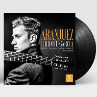ARANJUEZ/ BEN GLASSBERG [로드리고: 아랑후에즈 협주곡 - 티보 가르시아] [LP]