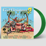 A VERY COOL CHRISTMAS 2 [WHITE & LIGHT GREEN] [180G LP] [한정반]