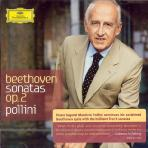 LUDWIG VAN BEETHOVEN - PIANO SONATAS OP.2/ MAURIZIO POLLINI