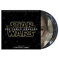 STAR WARS: THE FORCE AWAKENS [PICTURE LP] [스타워즈: 깨어난 포스]
