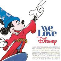 WE LOVE DISNEY LATINO [CD+DVD] [DELUXE]