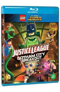 레고 저스티스리그 고담시티 브레이크아웃 [LEGO DC COMICS SUPER HEROES: JUSTICE LEAGUE GOTHAM CITY BRAKEOUT]