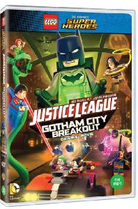 레고 저스티스리그 고담시티 브레이크아웃 [LEGO DC COMICS SUPER HEROES: JUSTICE LEAGUE GOTHAM CITY BRAKEOUT]