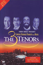 THE THREE TENORS IN CONCERT 1994 [DVD+CD]