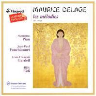 LES MELODIES: THE SONGS/ SANDRINE PIAU
