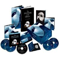THE PHANTOM OF THE OPERA: 25TH ANNIVERSARY [4CD+DVD] [오페라의 유령: 25주년 기념 한정반]