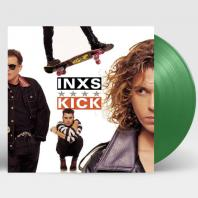 KICK [LIMITED] [180G GREEN LP]