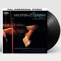 MASTERPIECES FOR VIOLIN AND ORCHESTRA/ WALTER SUSSKIND [나탄 밀슈타인: 마스터피스] [200G LP]