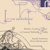 LE COR MELODIQUE: MELODIES, VOCALISES & CHANTS/ ANNEKE SCOTT, STEVEN DEVINE [로맨틱 혼의 멜로디 - 아네케 스콧]