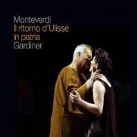 IL RITORNO D`ULISSE IN PATRIA/ JOHN ELIOT GARDINER [몬테베르디: 율리시즈의 귀향 - 존 엘리엇 가디너]