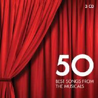 BEST SONGS FROM THE MUSICALS 50