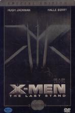 엑스맨 3: 최후의 전쟁 S.E [스틸북] [X-MAN: THE LAST STAND] DVD