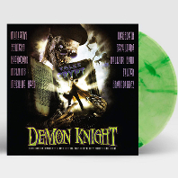 DEMON KNIGHT: TALES FROM THE CRYPT PRESENTS [GREEN DEMON EYE LP] [데몬 나이트] [한정반]