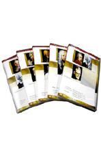 GOLDLINE CLASSICS: 백건우, 양성식, 양성원 베토벤, 브람스, 생상 등 콘서트 클래식 세트 [초도 한정 VHS 증정]
