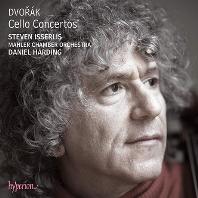 CELLO CONCERTOS/ STEVEN ISSERLIS, DANIEL HARDING