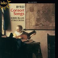 CONSORT SONGS/ ROBIN BLAZE, CONCORDIA [HELIOS]