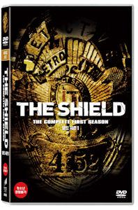 쉴드 시즌 1 [THE SHIELD: THE COMPLETE FIRST SEASON] [12년 8월 소니&유니 미드 할인행사] DVD