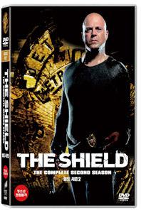 쉴드 시즌 2 [THE SHIELD: THE COMPLETE SECOND SEASON] [12년 8월 소니&유니 미드 할인행사] DVD