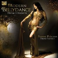 MODERN BELLY DANCE FROM LEBANON