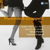 MENUHIN & GRAPPELLI PLAYS...