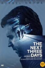쓰리 데이즈 [THE NEXT THREE DAYS] [15년 3월 비디오여행 프로모션] [1disc]