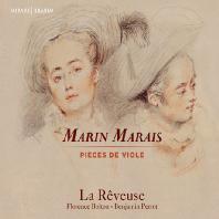 PIECES DE VIOLES/ LA REVEUSE [마랭 마레: 비올 모음곡 - 라 레브즈]