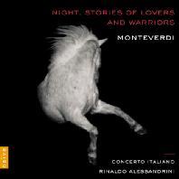 NIGHT. STORIES OF LOVERS AND WARRIORS/ CONCERTO ITALIANO, RINALDO ALESSANDRINI [몬테베르디: 밤, 연인들과 병사들의 이야기 - 콘체르토 이탈리아노, 알레산드리니]