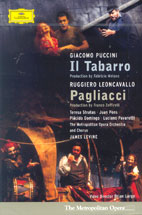 IL TABARRO & PAGLIACCI/ JAMES LEVINE