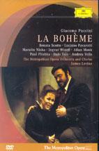 LA BOHEME/ <!HS>JAMES<!HE> LEVINE