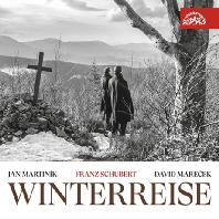 WINTERREISE/ JAN MARTINIK, DAVID MARECEK [슈베르트: 겨울나그네 전곡 - 마르티니크, 마레체크]