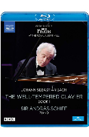THE WELL-TEMPERED CLAVIER BOOK 1/ ANDRAS SCHIFF [바흐: 평균율 클라비어곡집 1권 - 안드라스 쉬프]