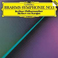 SYMPHONY NO.1 & VARIATIONS ON A THEME BY HAYDN/ HERBERT VON KARAJAN [UHQCD] [브람스: 교향곡 1번 - 카라얀]