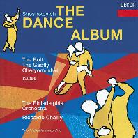 THE DANCE ALBUM/ RICCARDO CHAILLY [SHM-CD] [쇼스타코비치: 무곡집 - 샤이]